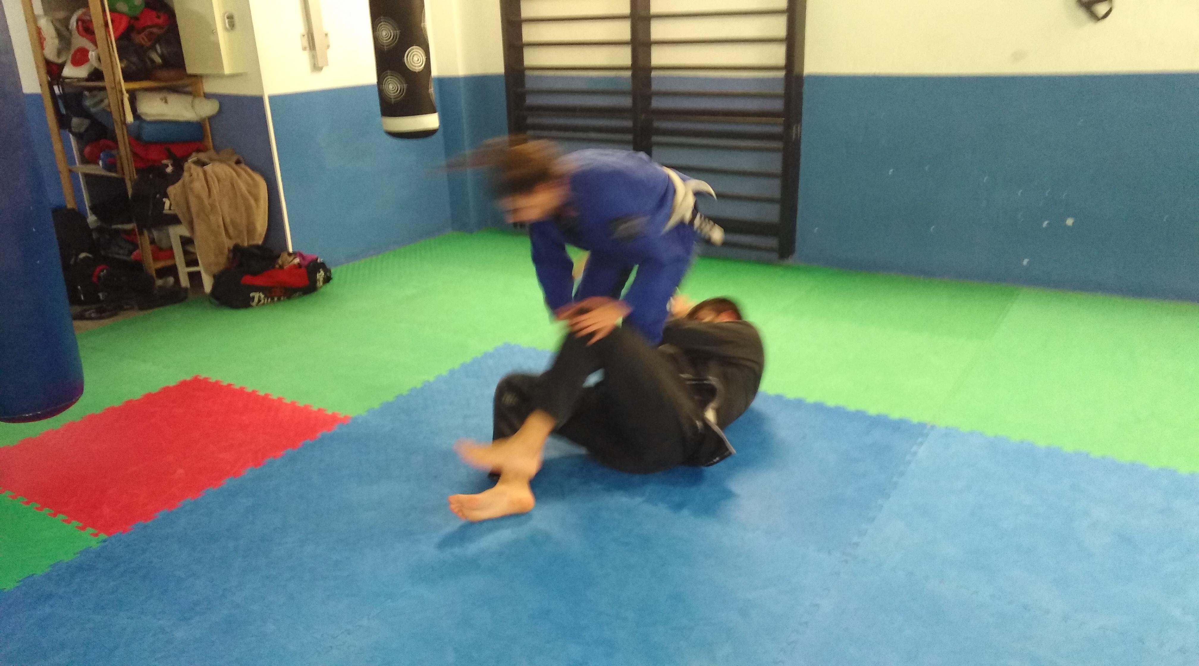Clases de Brazilian Jiu Jitsu en Terrassa- UMA Gimnas