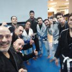 Clases de Brazilian jiu Jitsu en Terrassa